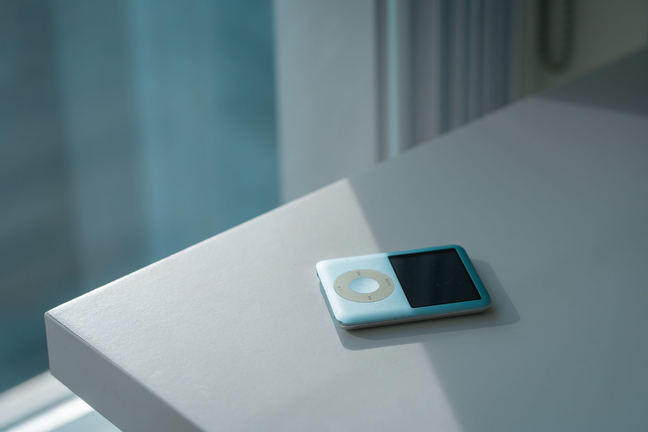 Photo of iPod nano by Ruijia Wang on Unsplash